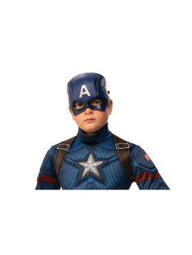 Kid's Avengers: Endgame Captain America 1/2 Mask