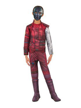 Avengers Endgame Deluxe Nebula Costume for Kids
