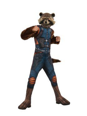 Avengers Endgame Deluxe Rocket Raccoon Costume