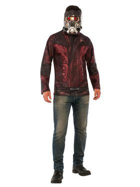 Avengers Endgame Star-Lord Top costume