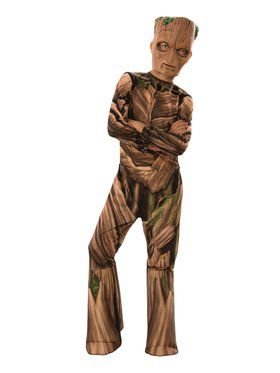 Avengers Endgame Teen Groot Child Costume