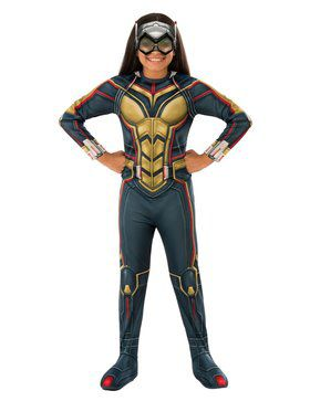 Avengers Endgame Wasp Costume for Kids