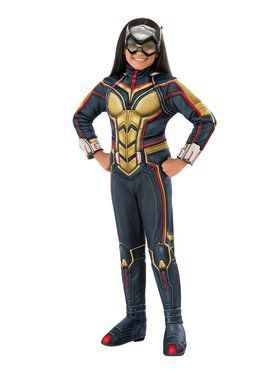 Avengers Endgame Deluxe Wasp Costume for Kids