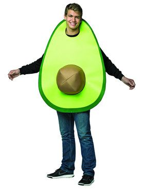 Avocado Adult Unisex Costume