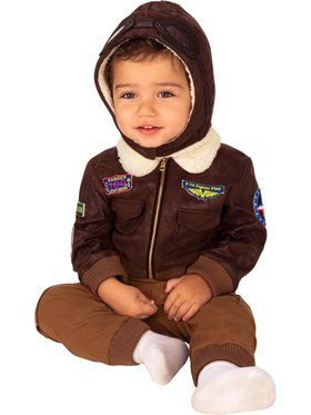 Aviator Costume for Babies