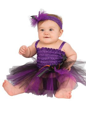 Baby Batty Tutu and Diaper Cover Costume