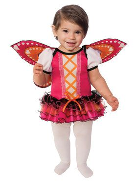 Beautiful Baby Butterfly Swaddle Costume