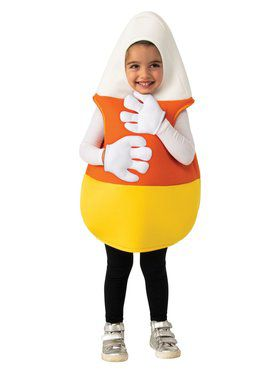 Candy Corn Costume for Babies