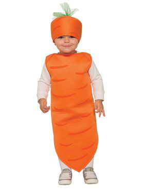 Baby Carrot Costume
