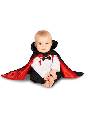 Baby Count Dracula Costume For Babies