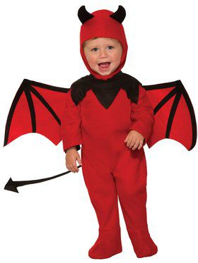 Daring Devil Costume for Infants