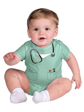 Infant Doctor Costume
