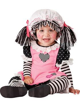 Baby Doll Costume Toddler