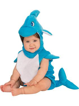Dolphin Baby Costume