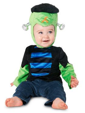 Baby Frankenmonster Costume For Babies