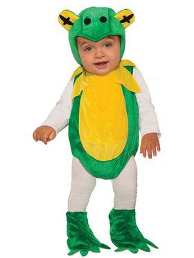 Fresh Froggie Costume for Infants