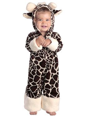 Baby Giraffe Infant Costume