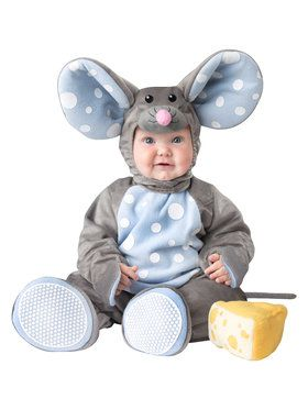 Baby Lil Mouse Costume Toddler