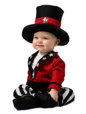 Lil Ringmaster Baby Costume