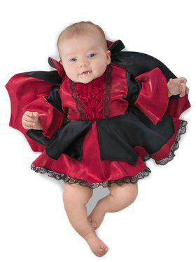 Lil Victoria the Vampiress Girl's Costume