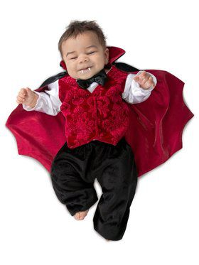 Lil Vlad the Vampire Boy's Costume