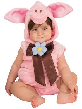 Little Piggy Baby Costume