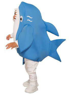 Nipper The Shark Costume for Infants