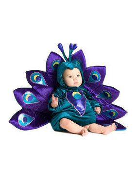 Baby Peacock Toddler Costume