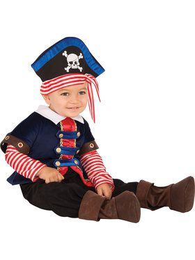 Pirate Baby Boy Costume