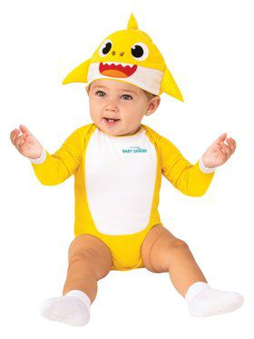 Infant Baby Shark Suit