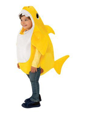 Kids Baby Shark Costume