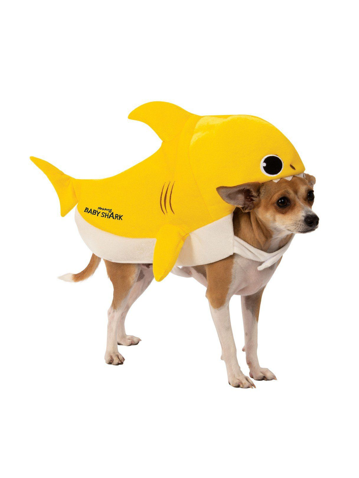 Despicable Me Pet Costume Dog Funny Minion Outfit Clothing Yellow Halloween Gru