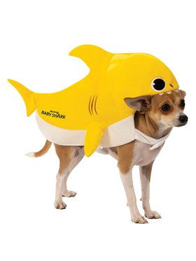 Baby Shark Pet Costume