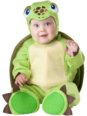 Baby Tiny Turtle Costume Toddler