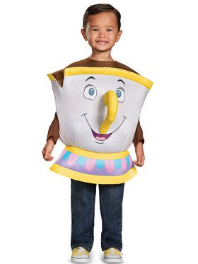 Chip Deluxe Costume For Toddlers