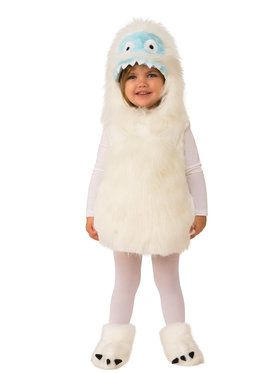 Baby Toddler Cutie Yeti Costume for Halloween
