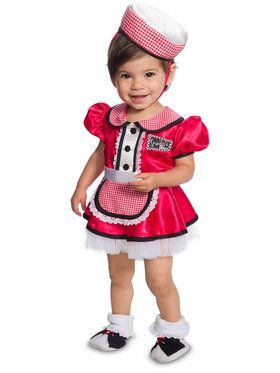 Diner Baby/Toddler Costume