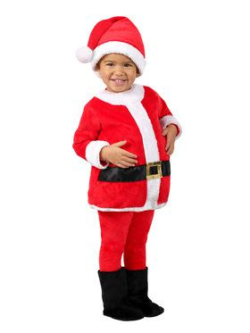 Baby/Toddler L'il Santa Costume