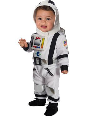 Lil' Astronaut Baby/Toddler Costume