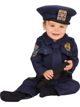 Police Baby/Toddler Costume