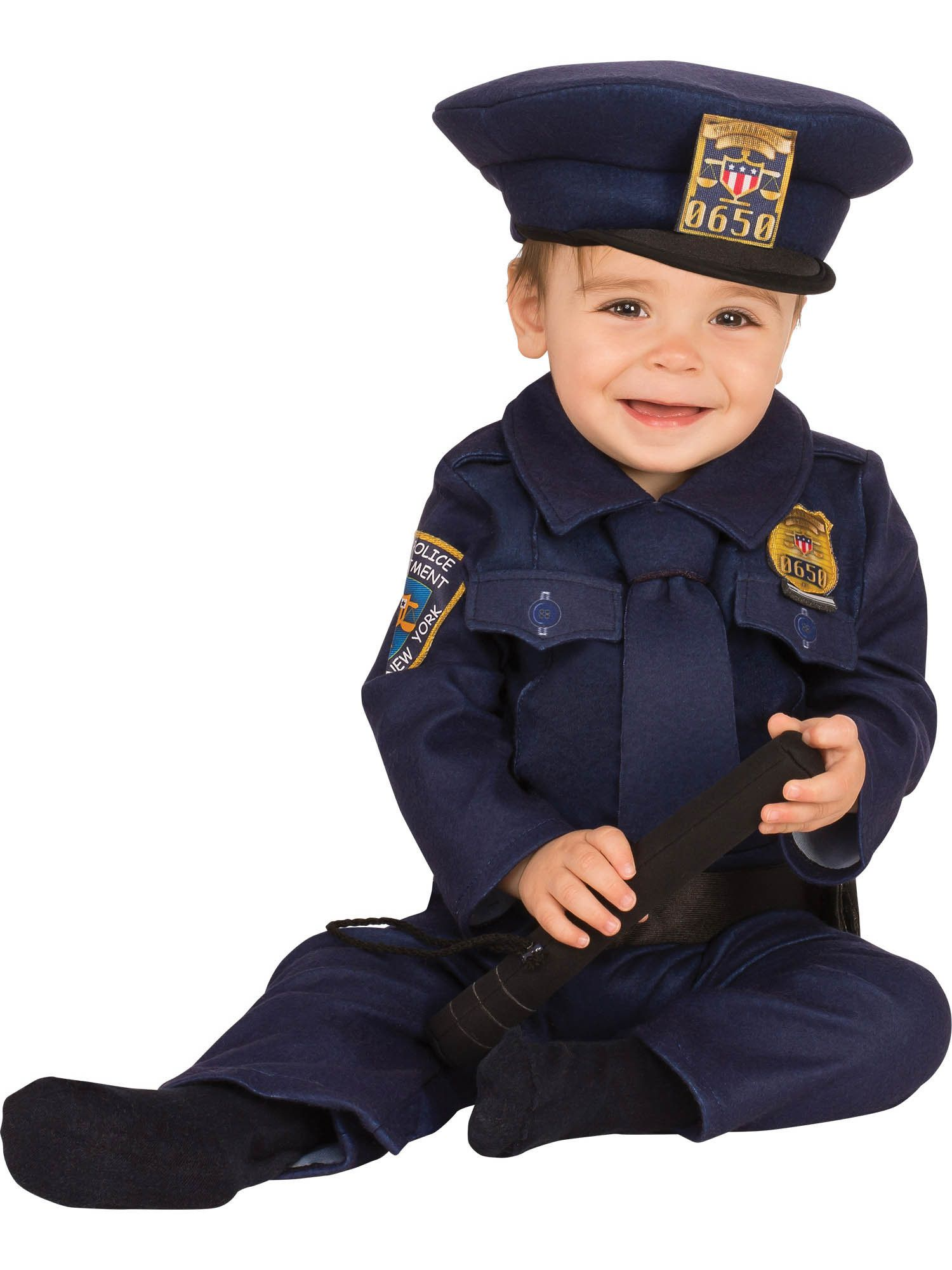 police baby/toddler costume - baby/toddler costumes for 2018