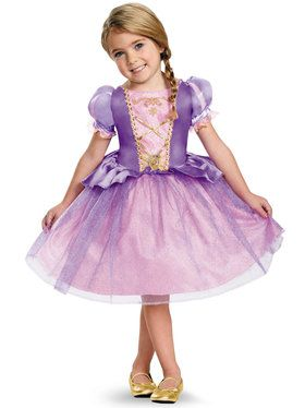 Toddler Classic Rapunzel Disney Princess Costume