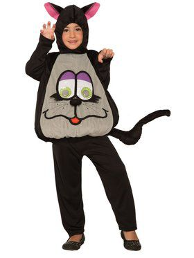 Wiggle Eyes Costume for Toddlers - Cat