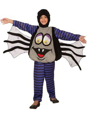 Wiggle Eyes Costume for Toddlers - Spider