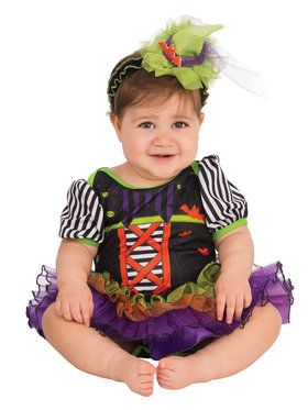 Witchie Witchie Woo Baby Costume