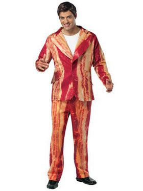 Bacon Suit Mens Costume