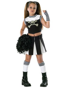 Bad Spirit Kids Costume