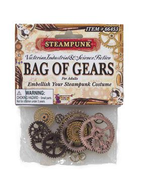 Bag of Gears Accessory