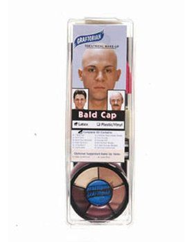 Bald Cap Kit Boxed