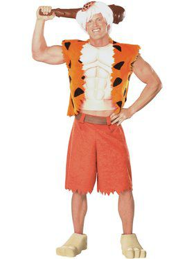 Bam Bam Rubble Adult Costume